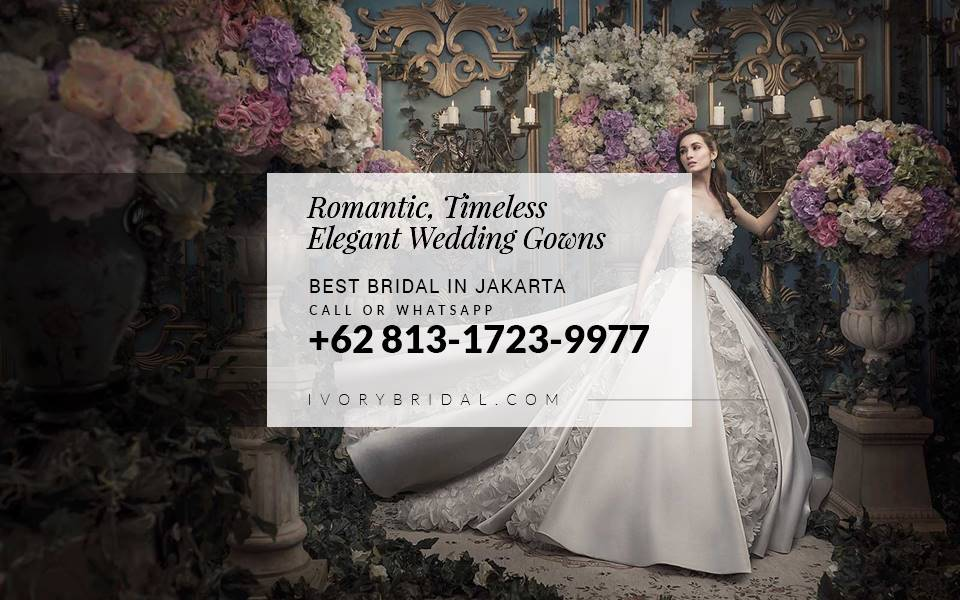 Wedding And Bridal Boutique, Bridal Jakarta, Model Gaun Pengantin